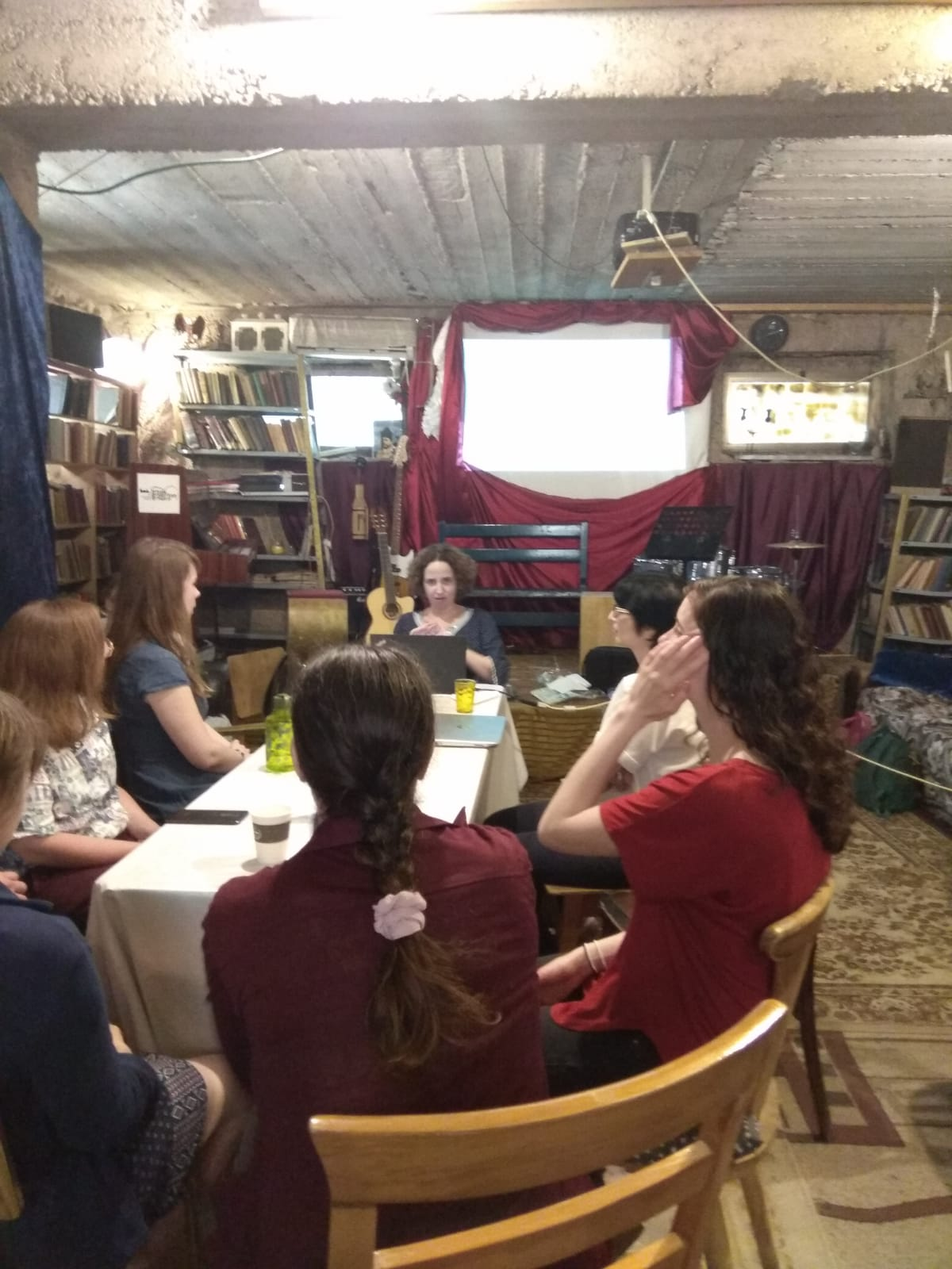 Contemporary Hasidic Yiddish Workshop